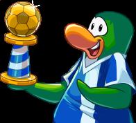 pingouins/vert - 219