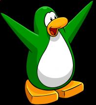 pingouins/vert - 220