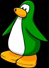 pingouins/vert - 228