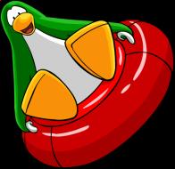 pingouins/vert - 248