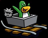 pingouins/vert - 27
