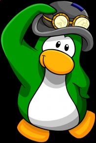 pingouins/vert - 28