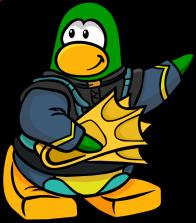 pingouins/vert - 34
