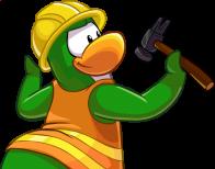 pingouins/vert - 5