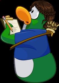 pingouins/vert - 53