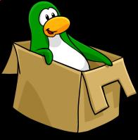 pingouins/vert - 63