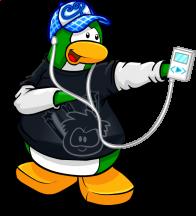 pingouins/vert - 72