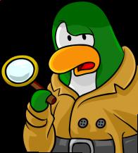 pingouins/vert - 76