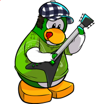 pingouins/vert - 79