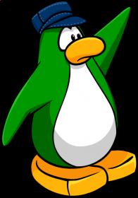 pingouins/vert - 82