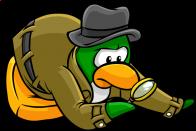 pingouins/vert - 88