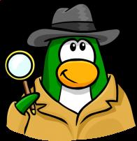 pingouins/vert - 93