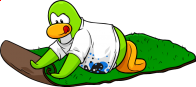 pingouins/vert_clair - 13