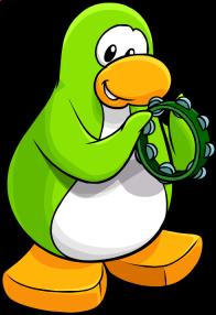 pingouins/vert_clair - 28