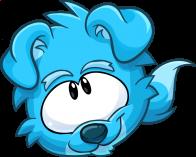 puffles/bleu - 2