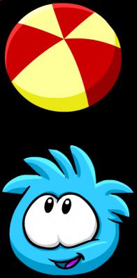 puffles/bleu - 20