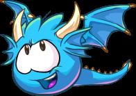 puffles/bleu - 24