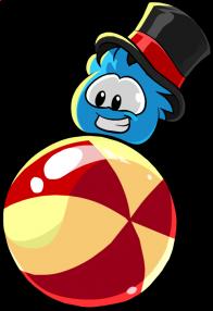 puffles/bleu - 4