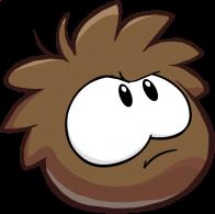 puffles/brun - 1
