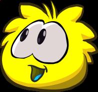 puffles/jaune - 1