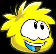 puffles/jaune - 19