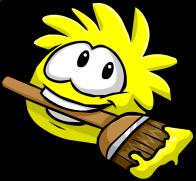 puffles/jaune - 25
