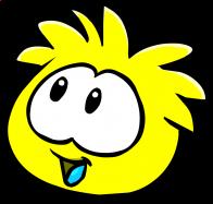puffles/jaune - 4
