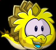 puffles/jaune - 8