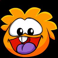puffles/orange - 29