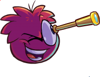 puffles/rouge - 21