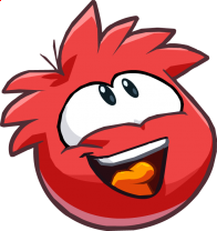 puffles/rouge - 5