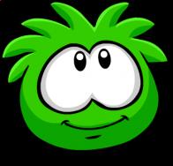 puffles/vert - 10
