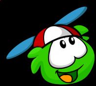 puffles/vert - 23