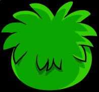 puffles/vert - 24