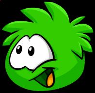 puffles/vert - 26