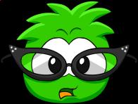 puffles/vert - 27