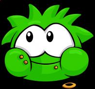 puffles/vert - 28