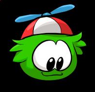 puffles/vert - 29