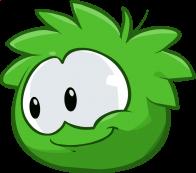 puffles/vert - 30