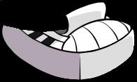 vetements/pieds - 45