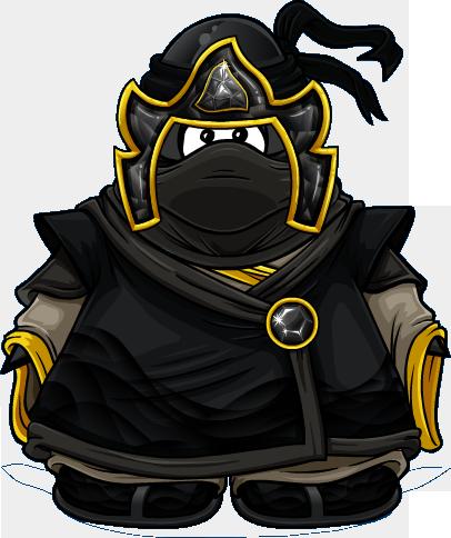 Ninja - Ombre